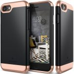 Caseology iPhone 7 (5.5'') Plus Savoy Series hátlap, tok, fekete