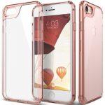 Caseology iPhone 7 (4.7'') Waterfall Series hátlap, tok, rozé arany