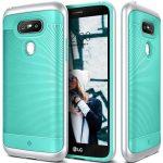 Caseology LG G5 Wavelength Series hátlap, tok, türkizkék