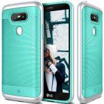 Caseology LG G5 Wavelength Series hátlap, tok, türkiszkék