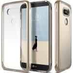 Caseology LG G5 Skyfall Series hátlap, tok, arany