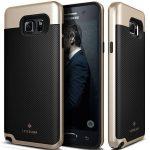 Caseology Samsung Galaxy Note 5 Envoy Series Carbon hátlap, tok, karbon fekete