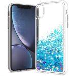Liquid Case iPhone 11 Pro hátlap, tok, kék
