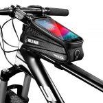 WildMan L univerzális, vízálló biciklis táska, fekete