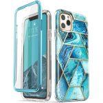 Supcase Cosmo Iphone 11 Pro hátlap, tok, kék