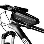 WildMan E5S univerzális, vízálló biciklis táska, fekete