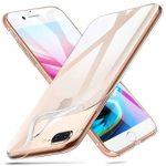 iPhone 7 Plus/8 plus 1.8mm szilikon hátlap, tok, átlátszó