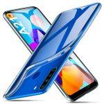 Samsung Galaxy A21 Slim case 1mm, szilikon hátlap, tok, átlátszó