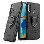 Defender Armor case Samsung Galaxy A70 hátlap, tok, fekete