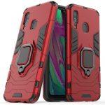 Armor Ring Samsung Galaxy A40 ütésálló hátlap, tok, piros