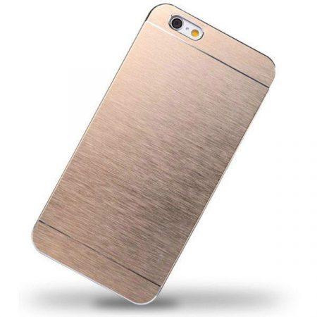 Iwill iPhone 6 Plus Classic aluminium tok, arany