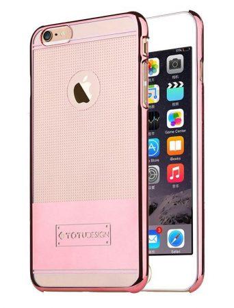 TOTU Jane series-remember case for iPhone 6 Plus tok, piros