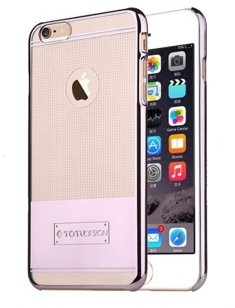 TOTU Jane series-remember case for iPhone 6 Plus tok, lila