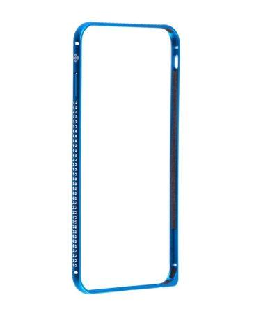 TOTU Mellow series-Shine version for iPhone 6 Plus tok, kék