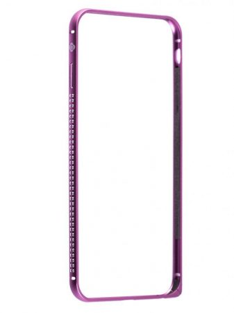 TOTU Mellow series-Shine version for iPhone 6S tok, rózsaszín