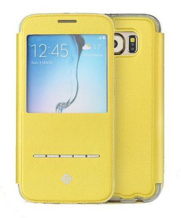 TOTU Samsung Galaxy S6 Touch series case tok, arany