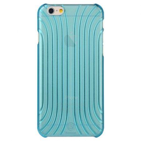 Baseus Shell iPhone 6 szilikon tok, kék