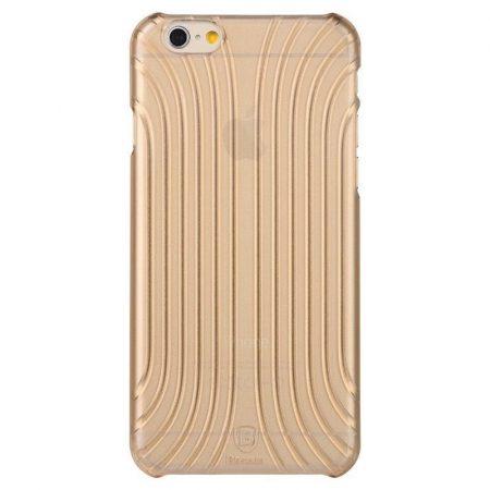 Baseus Shell iPhone 6 szilikon tok, arany