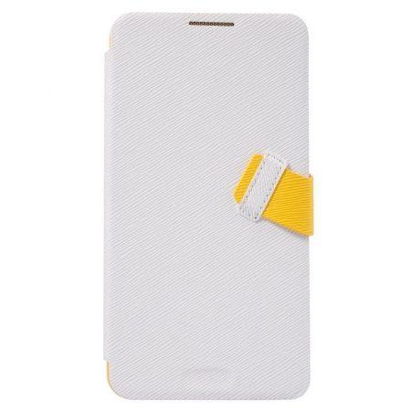 Baseus Faith Leather Case For Samsung Galaxy Note 3 tok, fehér