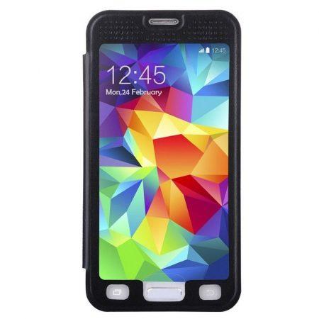 Baseus Stars Samsung Galaxy S5 tok, fekete