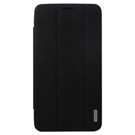 Baseus Grace Leather Case Simplism Samsung Galaxy Mega 7.0 (T2558) tok, fekete