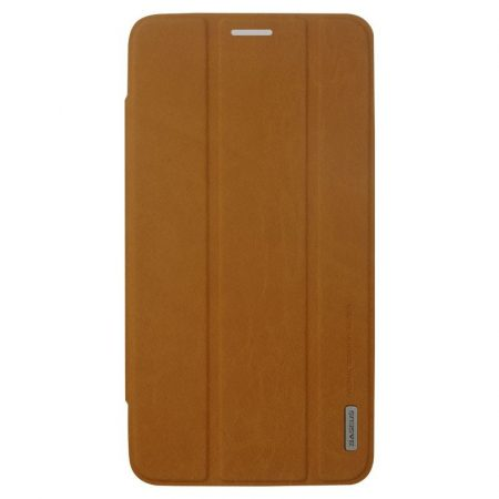 Baseus Grace Leather Case Simplism Samsung Galaxy Mega 7.0 (T2558) tok, barna