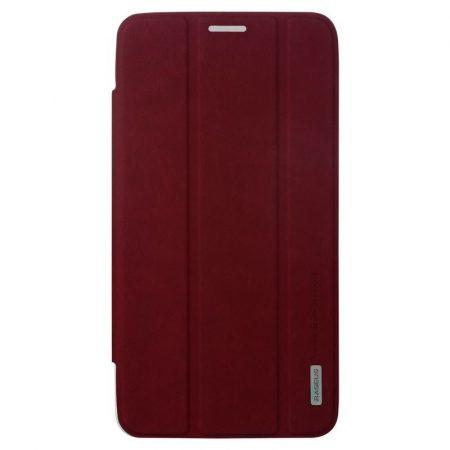 Baseus Grace Leather Case Simplism Samsung Galaxy Mega 7.0 (T2558) tok, piros