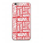 MARVEL 003 iPhone 7 Plus/8 Plus hátlap, tok, piros