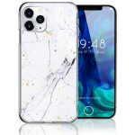 Forcell Marble 01 Huawei P Smart (2020) mintás hátlap, tok színes