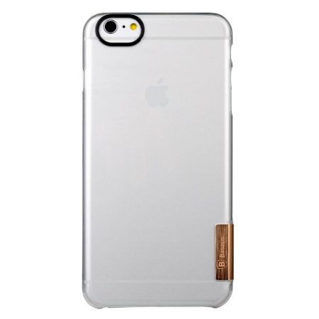 Baseus Sky Case iPhone 6Plus/6S Plus hátlap, tok, rozé arany