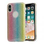 Back Case Bling Samsung Galaxy A6 Plus (2018) hátlap, tok, színes