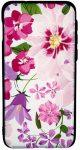 3Dart Flower3 Samsung Galaxy A7 (2018) A750 hátlap, tok, mintás, színes