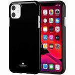 Mercury Goospery iPhone 11 Pro Jelly Case hátlap, tok, átlátszó