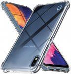 Mercury Anti-Shock Samsung Galaxy S10 Lite ütésálló, szilikon hátlap, tok, átlátszó