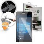 Microsoft Lumia 950 XL LCD Glass Screen kijelzővédő edzett üvegfólia (tempered glass) 9H keménységű (nem teljes kijelzős 2D sík üvegfólia)