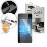 LCD Glass Screen edzett üvegfólia (tempered glass) 9H keménységű, Microsoft Lumia 650