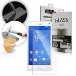 Sony Xperia Z3 mini LCD Glass Screen kijelzővédő edzett üvegfólia (tempered glass) 9H keménységű, átlátszó