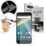LG Nexus 5X LCD Glass Screen kijelzővédő edzett üvegfólia (tempered glass) 9H keménységű (nem teljes kijelzős 2D sík üvegfólia), átlátszó