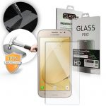 Samsung Galaxy J1 (2017) LCD Glass Screen kijelzővédő edzett üvegfólia (tempered glass) 9H keménységű, átlátszó