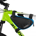 Roswheel biciklis táska, fekete-kék