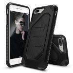Ringke Max Armor iPhone 7 Plus/8 Plus Heavy Duty Rugged hátlap, tok, fekete