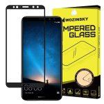Wozinsky Huawei Mate 10 Lite 5D Full Glue teljes kijelzős edzett üvegfólia (tempered glass) 9H keménységű, tokbarát, fekete