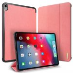 Dux Ducis Domo Series iPad Pro 12.9 (2018) smart tok, rozé arany